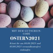 Ostern versandkostenfrei einkaufen bei selkie osterspezial