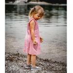 handgenähtes Sommerkleid Daisy aus Baumwolle